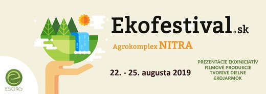 Program EKOFESTIVALU 2019